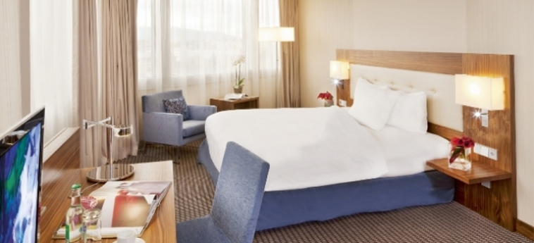 Mövenpick Hotel & Casino Geneva: Camera Business GINEVRA