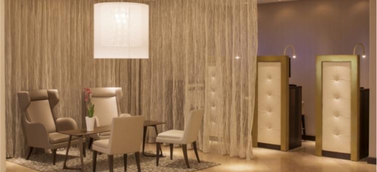 Mövenpick Hotel & Casino Geneva: Internet Point GINEVRA
