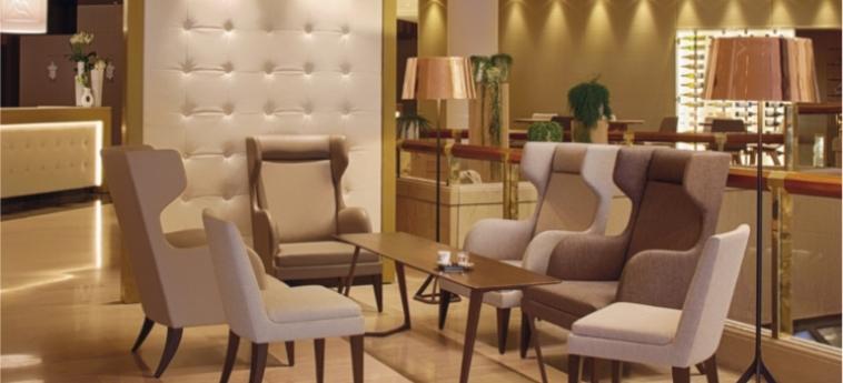Mövenpick Hotel & Casino Geneva: Lobby GINEVRA