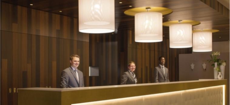 Mövenpick Hotel & Casino Geneva: Reception GINEVRA