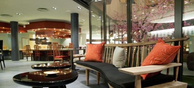Mövenpick Hotel & Casino Geneva: Ristorante GINEVRA