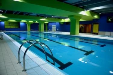 Hotel Avalon Sikani: Innenschwimmbad GIOIOSA MAREA - MESSINA