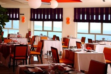 Hotel Avalon Sikani: Restaurant GIOIOSA MAREA - MESSINA