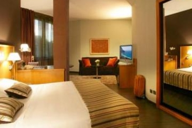 Hotel Carlemany : Habitaciòn Junior Suite GIRONA