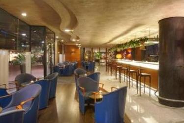 Hotel Carlemany : Bar GIRONA