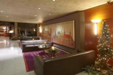 Hotel Carlemany : Lobby GIRONA