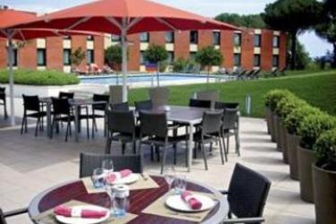Eden Park By Brava Hoteles: Außen GIRONA
