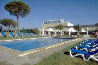 Eden Park By Brava Hoteles: Außenschwimmbad GIRONA