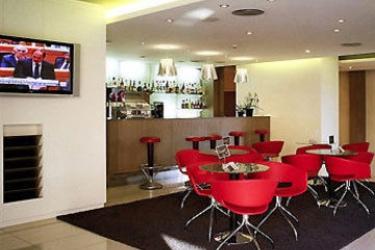 Eden Park By Brava Hoteles: Lounge Bar GIRONA