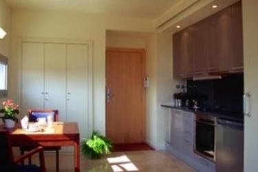 Hotel Apartamentos Els Quimics: Bedroom GIRONA