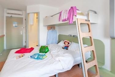Hotel Ibis Budget Girona Costa Brava: Habitación GIRONA