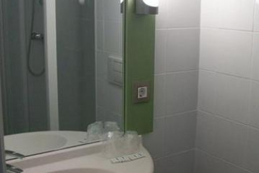 Hotel Ibis Budget Girona Costa Brava: Posicion de l'Hotel GIRONA
