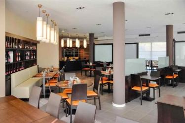 Hotel Ibis Budget Girona Costa Brava: Restaurante GIRONA