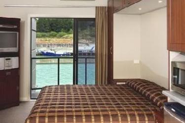 Hotel Portside: Chambre GISBORNE