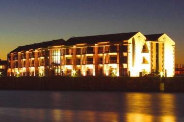 Hotel Portside: Exterieur GISBORNE