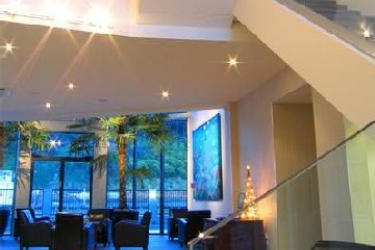 Hotel Portside: Lobby GISBORNE