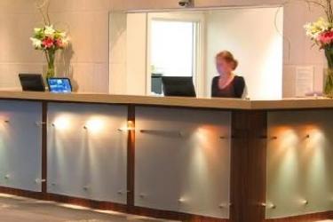 Hotel Portside: Réception GISBORNE