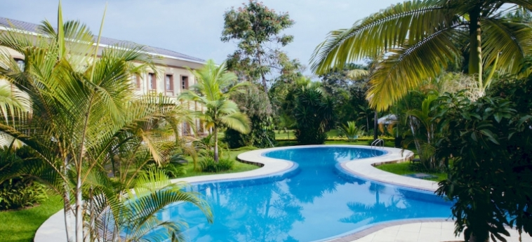 Gorillas Lake Kivu Hotel: Apartment GISENYI