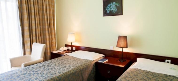 Gorillas Lake Kivu Hotel: Beach GISENYI