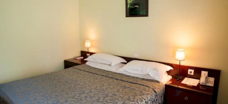Gorillas Lake Kivu Hotel: Breakfast Room GISENYI