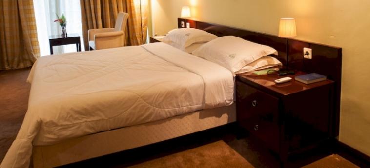 Gorillas Lake Kivu Hotel: Floor Plan GISENYI