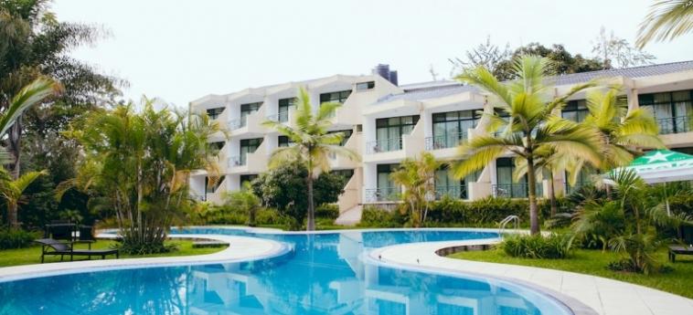 Gorillas Lake Kivu Hotel: Studio Apartment GISENYI