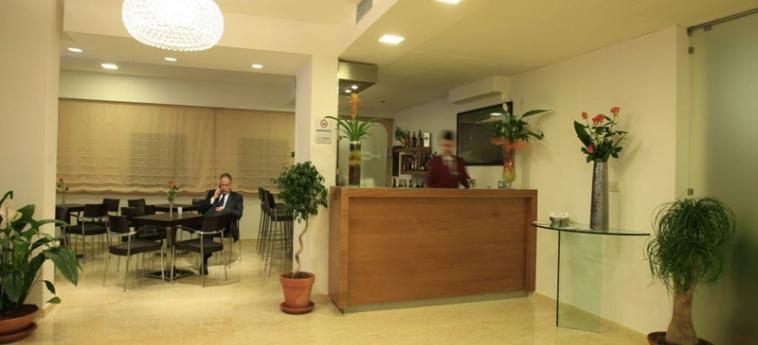 Hotel La Costiera: Lobby GIUGLIANO IN CAMPANIA - NAPOLI
