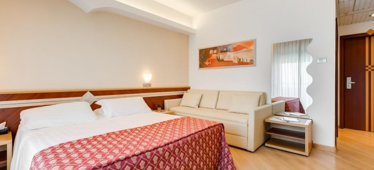 Hotel Europa: Chambre GIULIANOVA - TERAMO