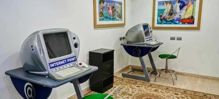 Hotel Europa: Internet Point GIULIANOVA - TERAMO