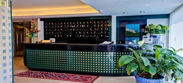 Hotel Europa: Reception GIULIANOVA - TERAMO