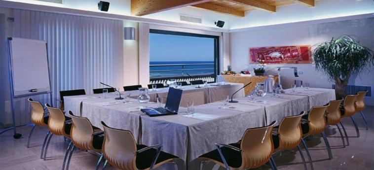 Hotel Europa: Salle de Réunion GIULIANOVA - TERAMO