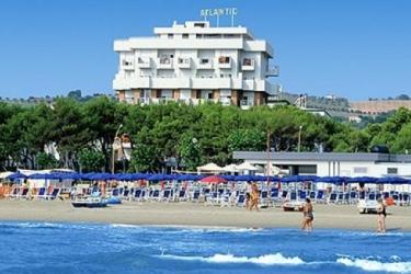 Hotel Atlantic: Eingang GIULIANOVA - TERAMO