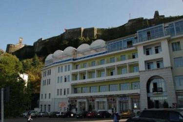 Hotel Cajupi: Extérieur GJIROKASTER