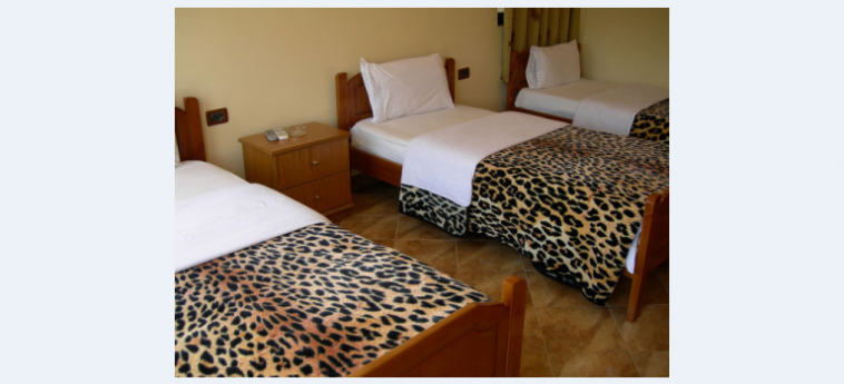 Hotel The First: Chambre classique GJIROKASTER