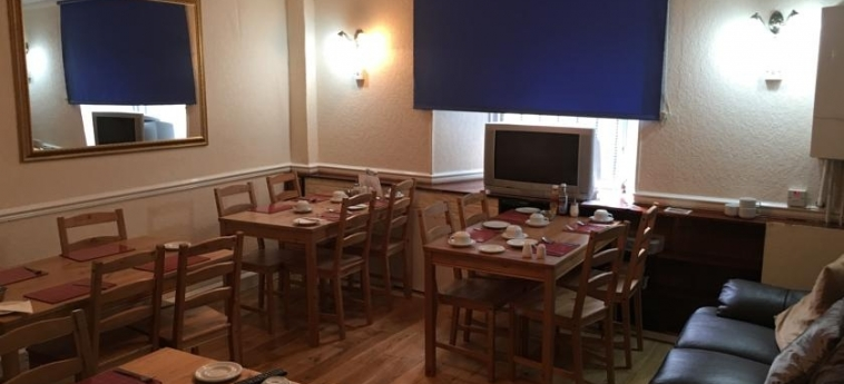 Hotel Smiths: Sala de Desayuno GLASGOW