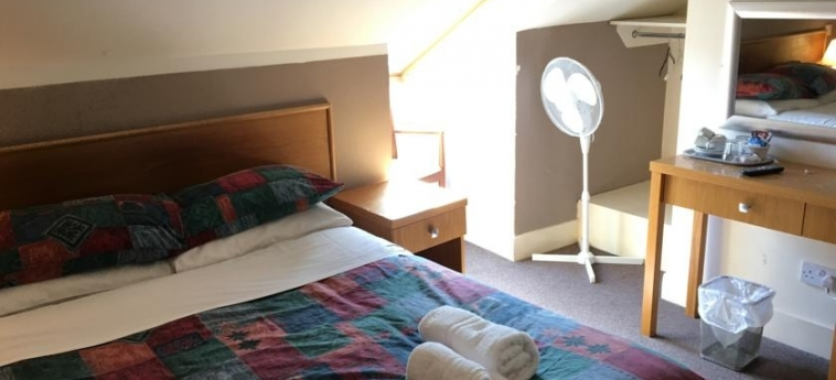 Hotel Smiths: Chambre Double GLASGOW