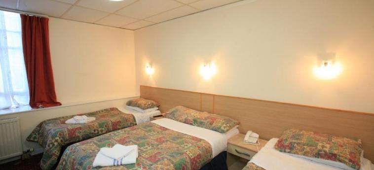 Hotel Smiths: Dreibettzimmer GLASGOW