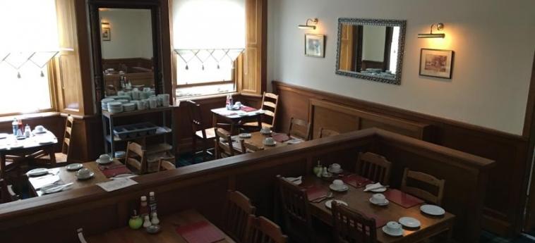 Hotel Smiths: Frühstücksraum GLASGOW