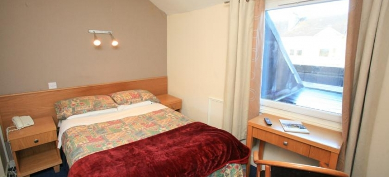 Hotel Smiths: Schlafzimmer GLASGOW