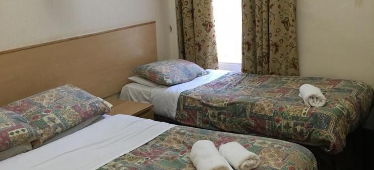 Hotel Smiths: Room - Guest GLASGOW