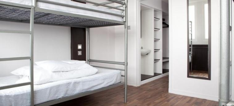 Euro Hostel Glasgow: Camera con letti a castello GLASGOW