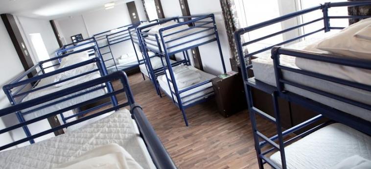 Euro Hostel Glasgow: Dormitorio GLASGOW