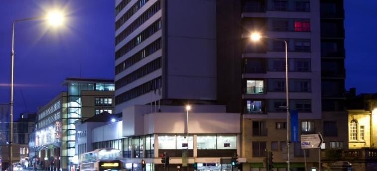 Euro Hostel Glasgow: Außen GLASGOW