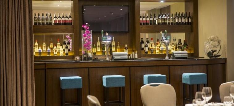 Hotel Hilton Garden Inn Glasgow City Centre: Bar Interno GLASGOW