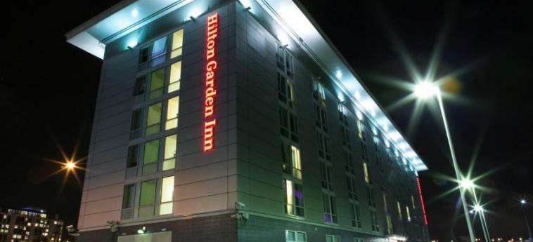 Hotel Hilton Garden Inn Glasgow City Centre: Exterior GLASGOW