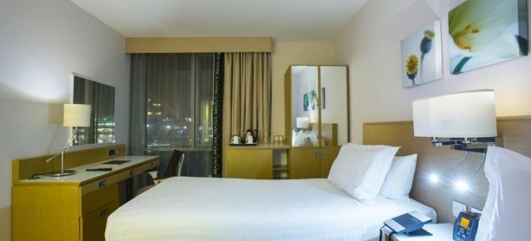 Hotel Hilton Garden Inn Glasgow City Centre: Habitación GLASGOW
