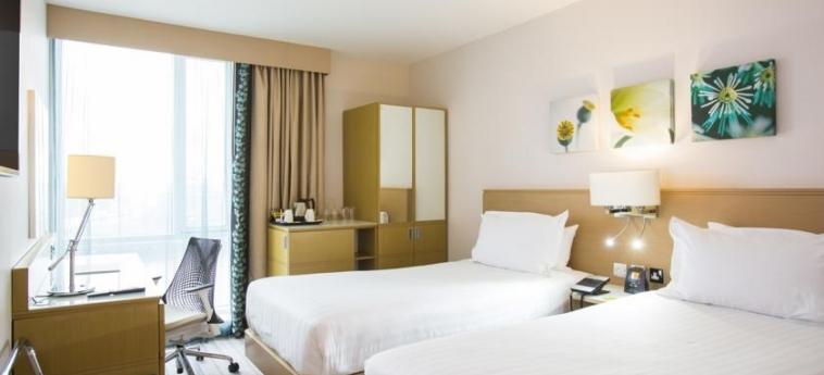 Hotel Hilton Garden Inn Glasgow City Centre: Camera Doppia - Twin GLASGOW