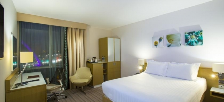 Hotel Hilton Garden Inn Glasgow City Centre: Camera Matrimoniale/Doppia GLASGOW