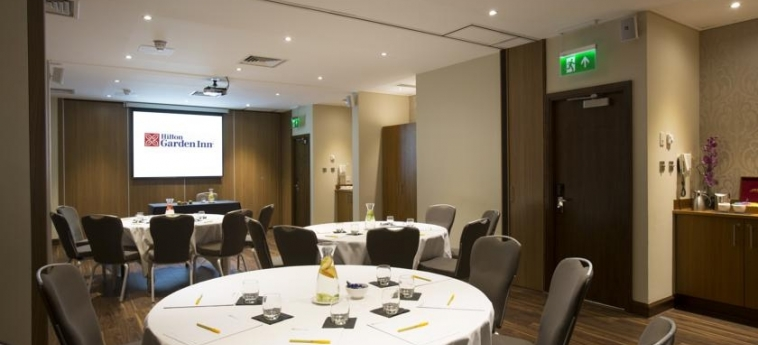 Hotel Hilton Garden Inn Glasgow City Centre: Sala Riunioni GLASGOW