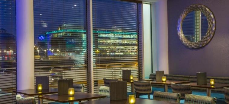 Hotel Hilton Garden Inn Glasgow City Centre: Sala GLASGOW